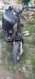 Moto 50cc jonny cinquentinha foquetinho