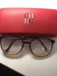 Armação óculos de grau Carolina Herrera