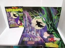 Revista Ação Games Ed.especial Castle Of Illusion