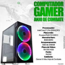Pc Gamer Anjo de Combate - i5 7400