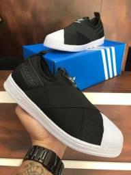 Tênis Adidas Slip On $150,00