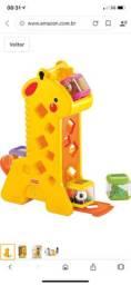 Girafa com som