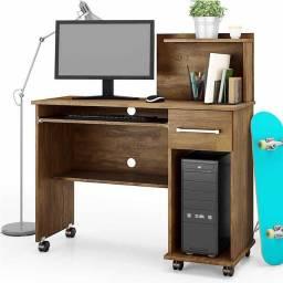 Escrivaninha estúdio com rodinha promoção