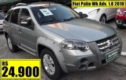 Fiat Palio Wk Adv. 1.8 2010