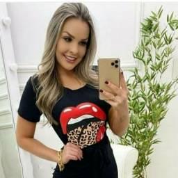 Blusinha t-shirt