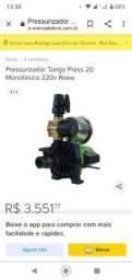 Pressurizador Rowa Press 20