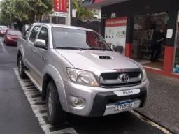 Toyota hilux 2011 manual top de linha revisada