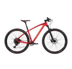 Bicicleta Caloi Carbon Sport 2020 Vermelha Tm 15
