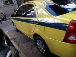 Táxi etios 1.5 2016
