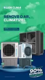 Climatizadores para indústria, igrejas, Comércio e residências! Acabe com o Calor!