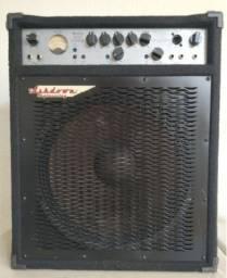 Amplificador Caixa de Baixo Vendo ou troco Mag C115-300 Evo II