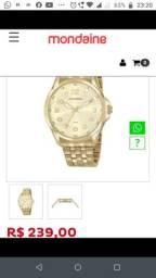 Vendo relógio Mondaine a prova de água 170