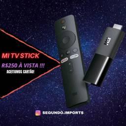 Mi TV Stick queima de estoque, apenas 2 unidades!!!