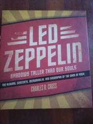 Livro biográfico Led Zeppelin