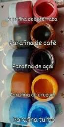 Título do anúncio: Parafinas e óleo Bronzeador