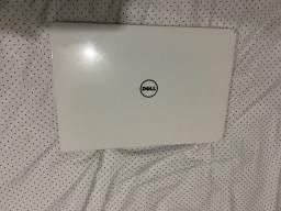 Notebook Dell i5 GeForce integrada Série 5000 branco