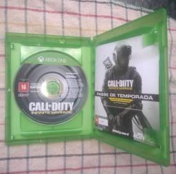 Call of Duty Infinite Warfare mídia física Xbox One