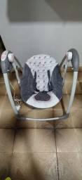 Vendo cadeira de balanço para bebê.