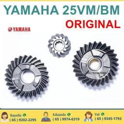Kit engrenagem Yamaha 25hp Bm Vm 2019