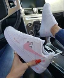 Tenis (Leia a Descrição) Nike Air Just Várias Cores Novo
