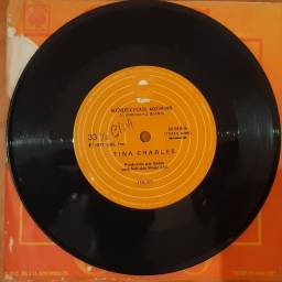 Compacto Duplo - Tina Charles (1977)