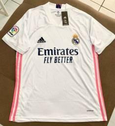 Camisa Real Madrid 2020