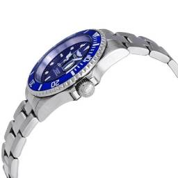 relógio invicta prata lacrado 40 mm original