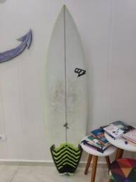 "Prancha de surf riptide  5.8"" 18 1/4 24 litros"