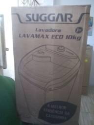 Lavadora suga 10 kg