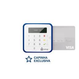 Título do anúncio: Máquina de Cartão SumUp Bluetooth Capinha Exclusiva