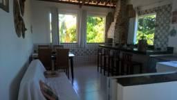 Casa de 1 quarto mobiliada em itapuan temporada e moradia