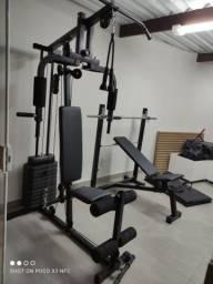 Equipamentos musculação