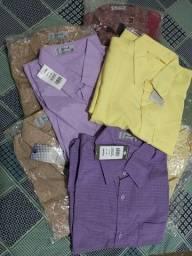 Título do anúncio: Kit com 8  blusas siciais