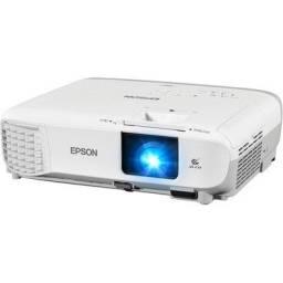 Título do anúncio: Projetor Epson PowerLite S39 3300lm branco 100V/240V