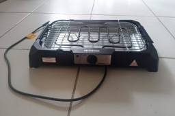 Título do anúncio: Churrasqueira elétrica Mondial CH-05 127V 1800 W