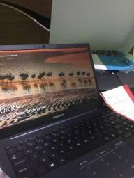 "Notebook Positivo Motion Plus Q464B Intel14"" - Deep Blue"