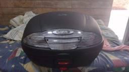 Bauleto Givi E450nt 45l Simply Fumê - novinho - completo