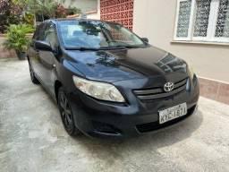 Título do anúncio: Toyota Corolla XLI 1.8 Automático com GNV