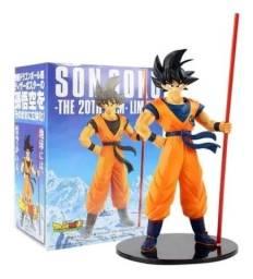 Título do anúncio: Boneco Goku Dragon Ball Super The 20th Limitado Son Goku