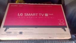 Vendo tv 32 polegadas smart nova lacrada