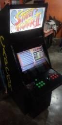 Fliperama Capcom Multijjogos TOP !