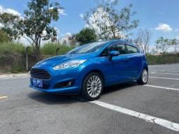 Título do anúncio: Fiesta 1.6 Titanium 2014 Automático + GNV injetado