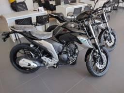Fazer 250cc 2022