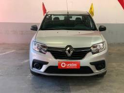 Título do anúncio: Renault Logan Life 1.0 - 2020