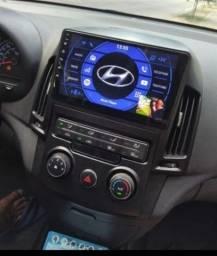 Central multimídia Hyundai i30, Tela 9.1
