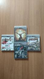Vende-se jogos de PS3