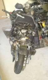 Sucata de moto para retirada de peças Suzuki Burgman 400 2009