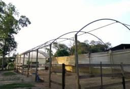 Arcos para estufa agricola