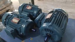 motor elétrico weg. motores de 0,5cv à 500cv trifásico.