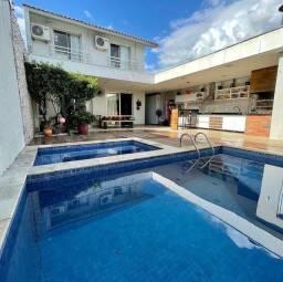 Casa alto padrão 220m 100% mobiliada no parque das laranjeiras Condomínio fechado